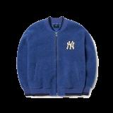 베이직 베이스볼 덤블 후리스 점퍼 뉴욕양키스
