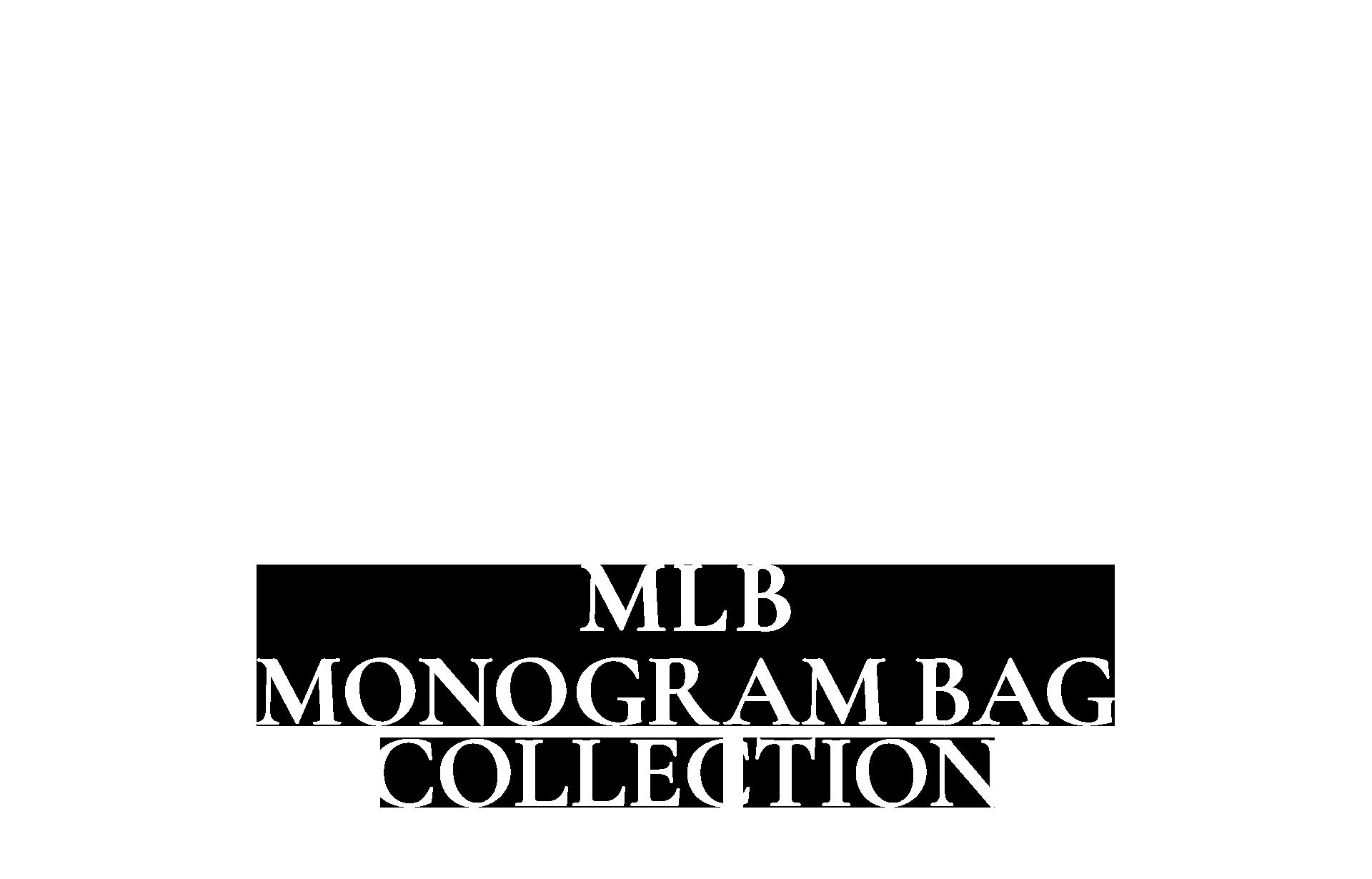 MLB MONOGRAM BAG COLLECTION