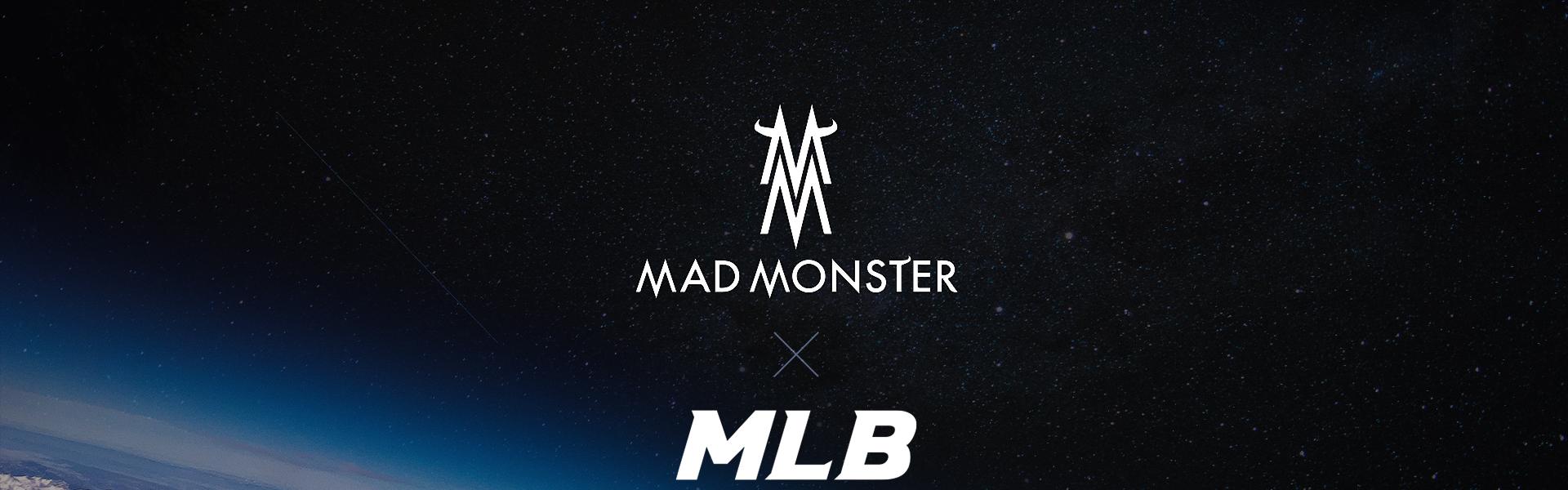 MAD MONSTER X MLB